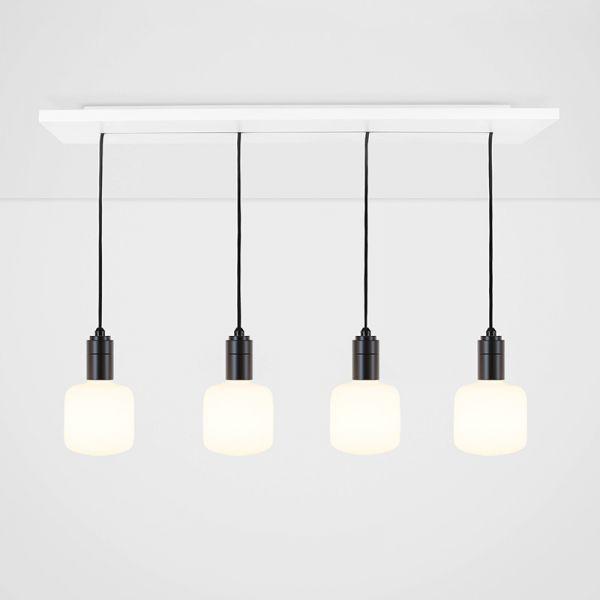 Tala Oblo Graphite Pendant Light
