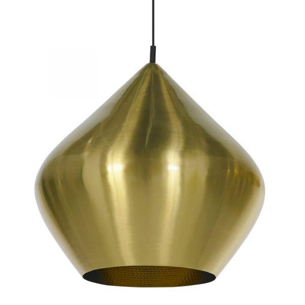 Tom Dixon Beat Stout LED Pendant Light Brass