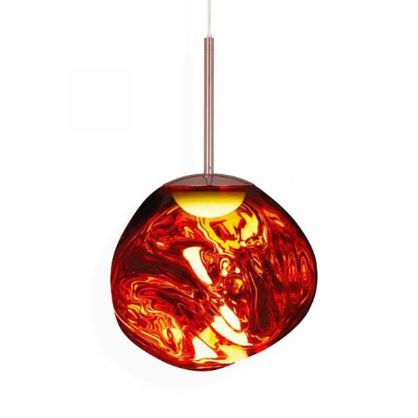 Tom Dixon Melt Mini LED Pendant Light Copper