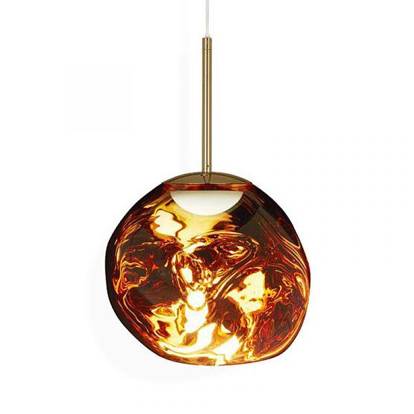 Tom Dixon Melt Mini LED Pendant Light Gold