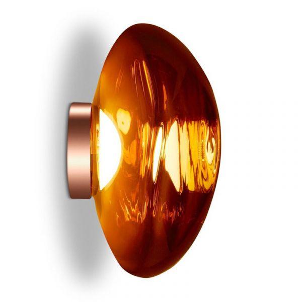 Tom Dixon Melt LED Surface Light Copper
