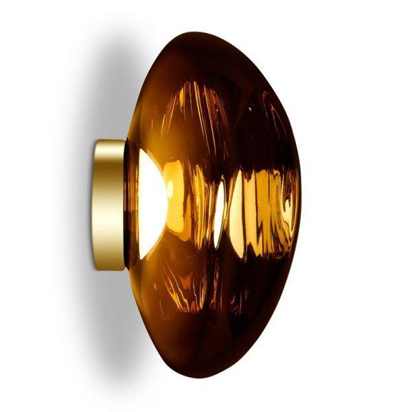 Tom Dixon Melt LED Surface Light Gold