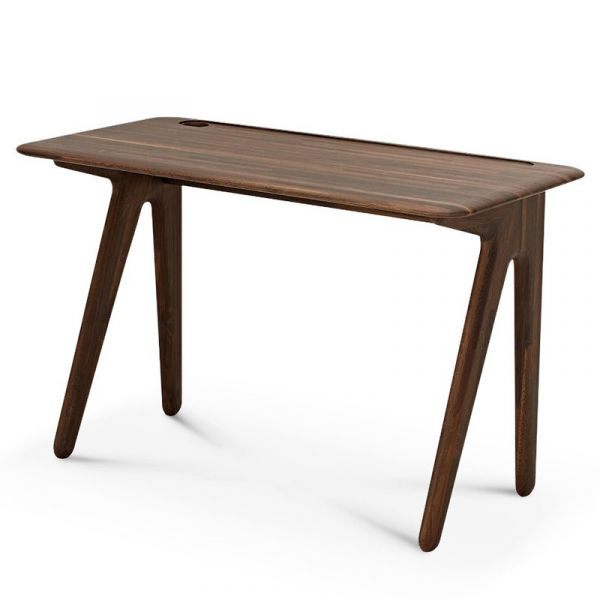 Tom Dixon Slab Desk 60x120cm Fumed Oak