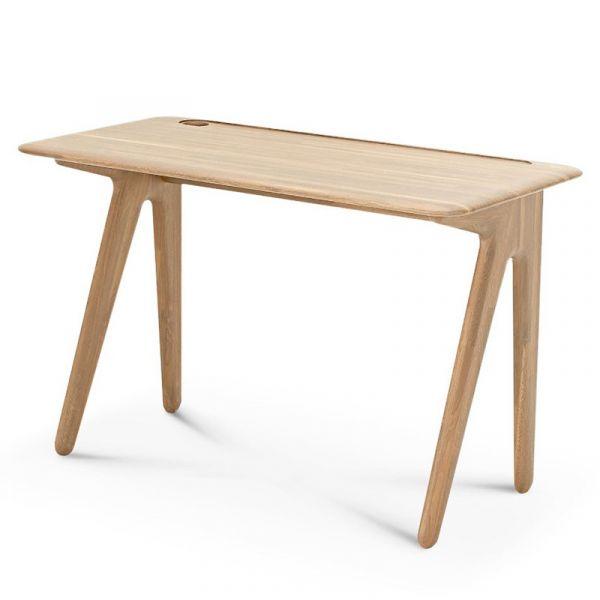 Tom Dixon Slab Desk 60x120cm Natural Oak