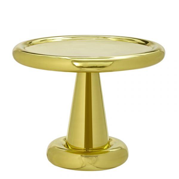 Tom Dixon Spun Table Short Brass