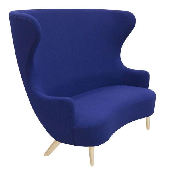 Tom Dixon Wingback 2 Seater Sofa