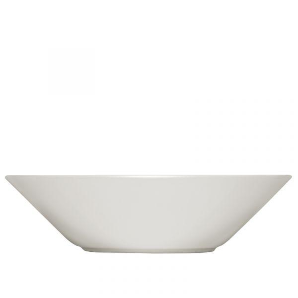 iittala Teema Deep Plate White 21cm