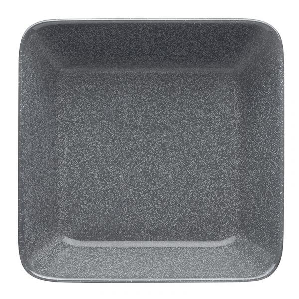 iittala Teema Plate Dotted Grey 16x16cm Discontinued