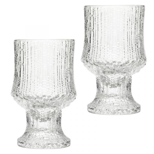 iittala Ultima Thule Red Wine Glass x2