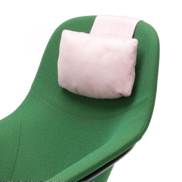 Vitra Citizen Highback Neck Support Cushion