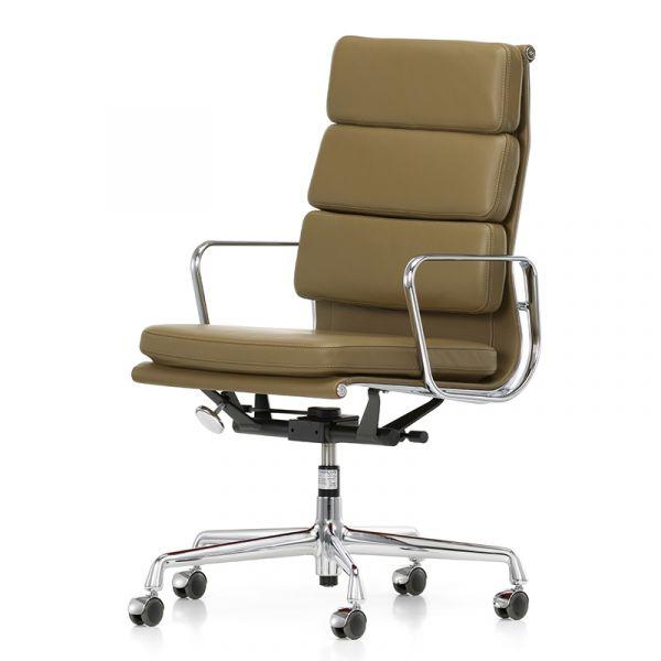 Vitra Eames EA 219 Soft Pad Chair