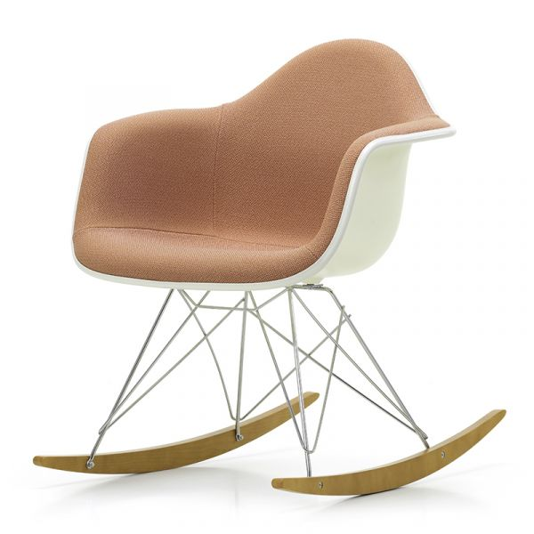 Vitra Eames RAR Rocking Chair Fully Upholstered