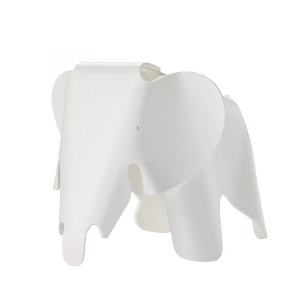 Vitra Eames Elephant Small White