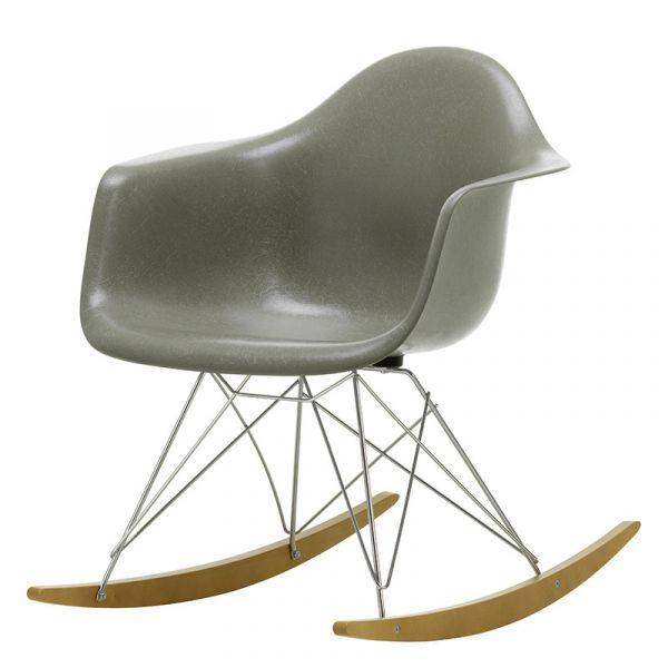 Vitra Eames RAR Fiberglass Rocking Chair