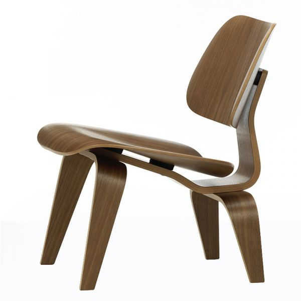 Vitra Eames LCW Plywood Group Lounge Chair