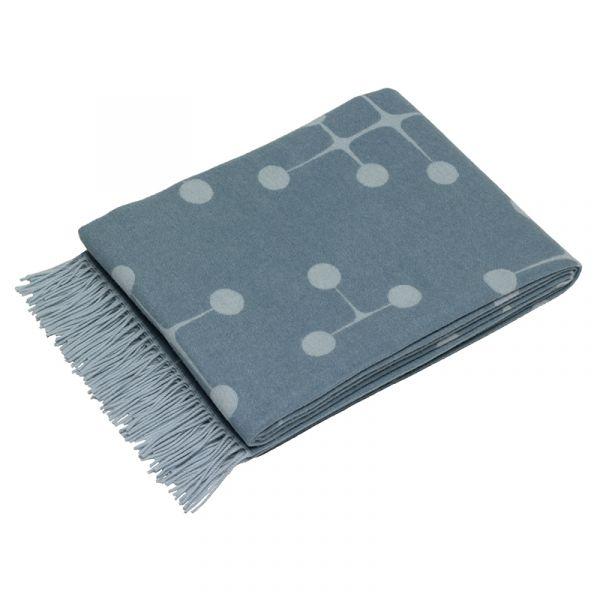 Vitra Eames Wool Blanket Light Blue