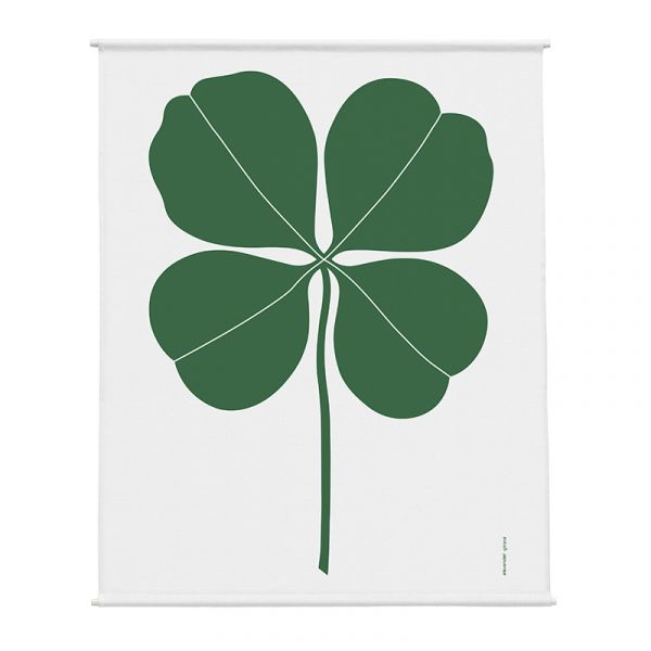 Vitra Environmental Wall Hanging Four Leaf Clover