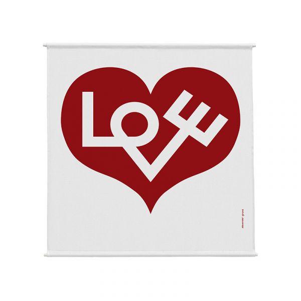 Vitra Environmental Wall Hanging Love Heart