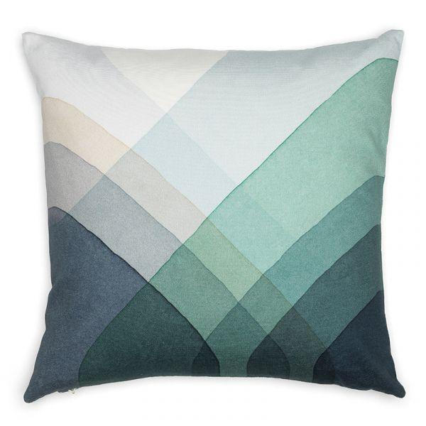 Vitra Herringbone Pillows Blue