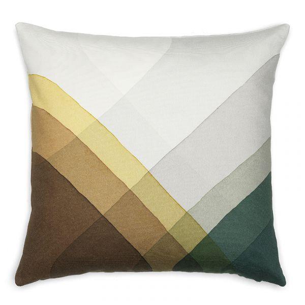 Vitra Herringbone Pillows Brown