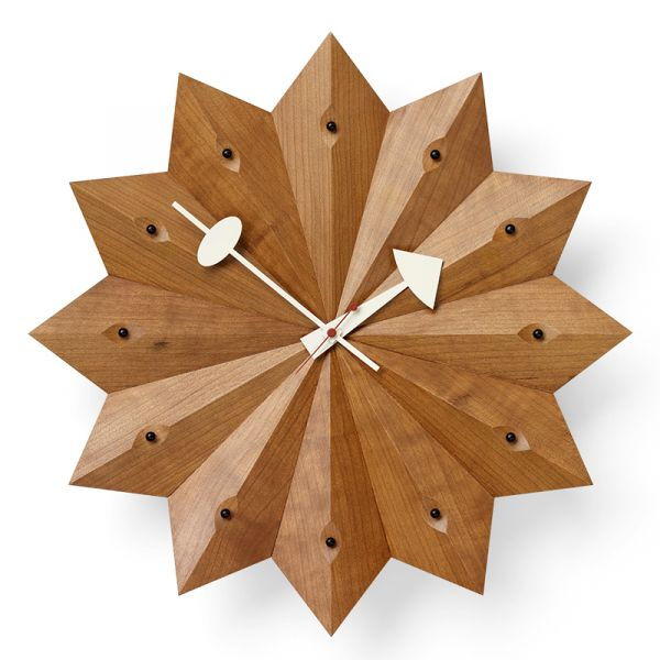 Vitra Fan Wall Clock