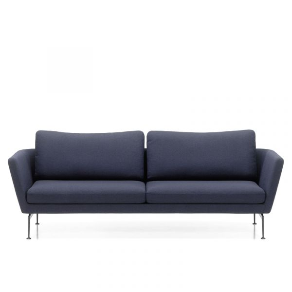 Vitra Suita Sofa 3-Seater Classic Cushions