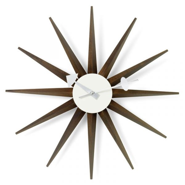 Vitra Sunburst Wall Clock