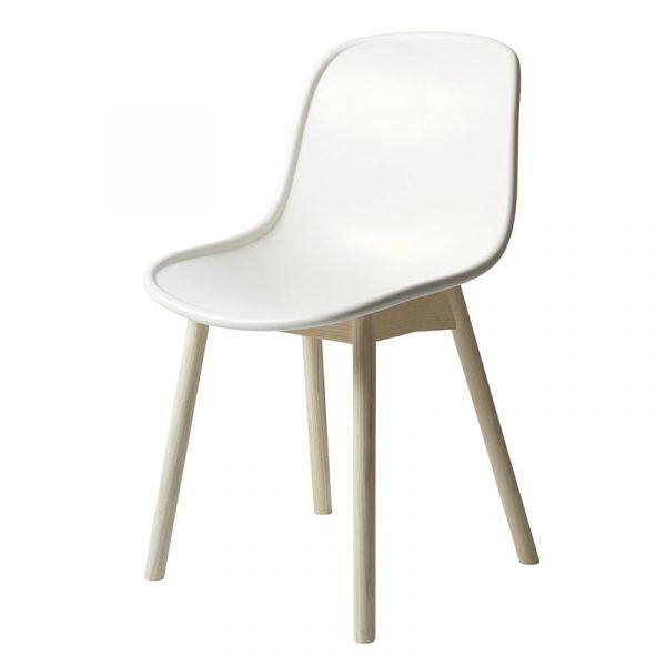 Hay Neu 13 Chair Cream White Ex-Display was £245 now £160