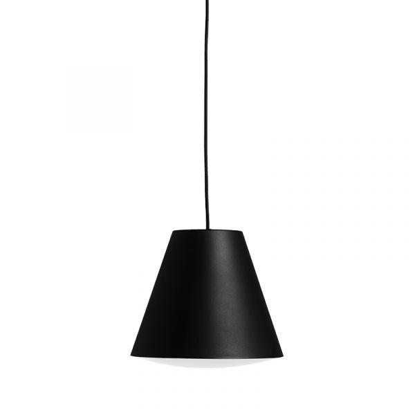 Hay Sinker Pendant Light S Signal Black