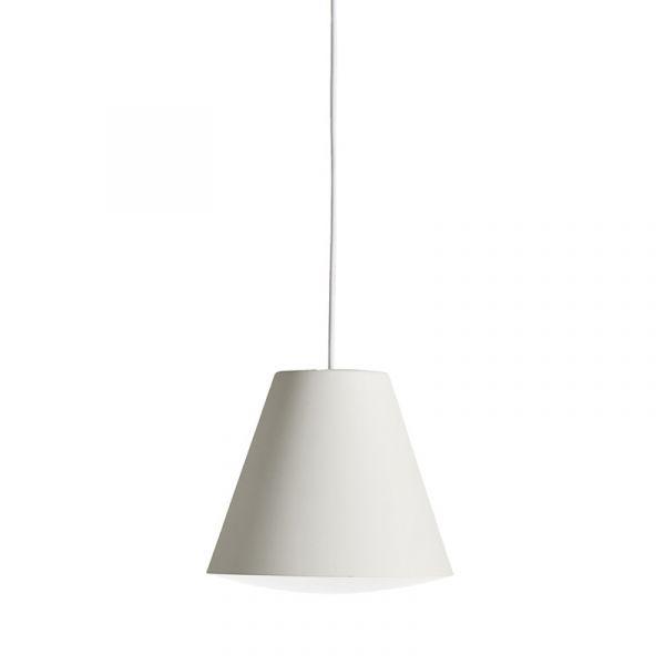 Hay Sinker Pendant Light S White