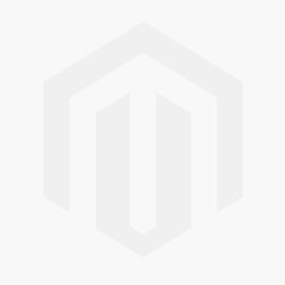 Tom Dixon Tube Dining Table Black Base White Marble Top 90cm