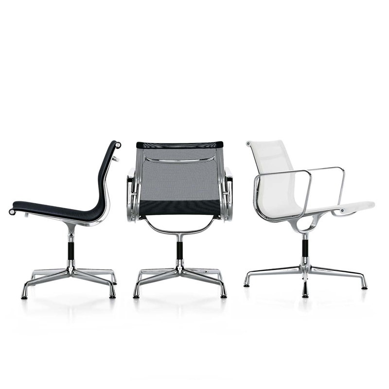 vitra eames ea 108 aluminium chair. Black Bedroom Furniture Sets. Home Design Ideas