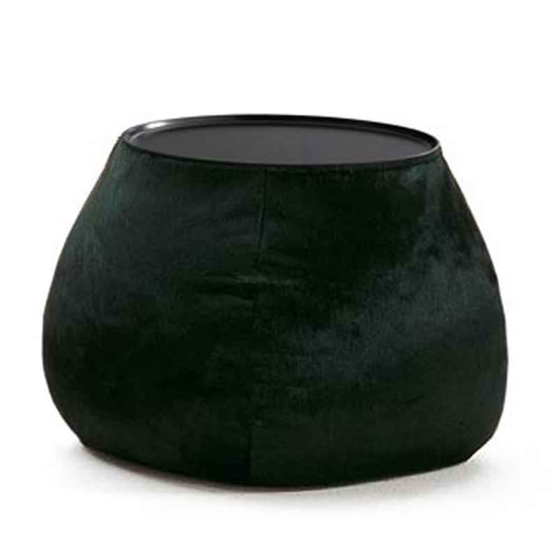b b italia ff66 fat fat ottoman with tray 66cm. Black Bedroom Furniture Sets. Home Design Ideas