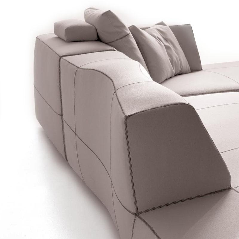 Bb Italia Bend Sofa Comp Bs018