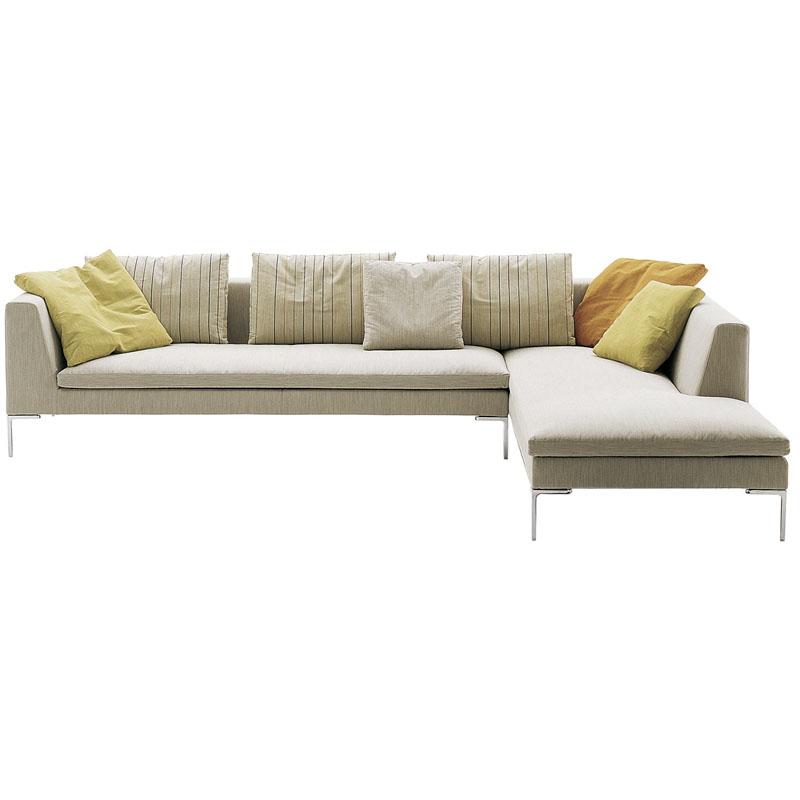 b b italia ch228 charles sofa. Black Bedroom Furniture Sets. Home Design Ideas