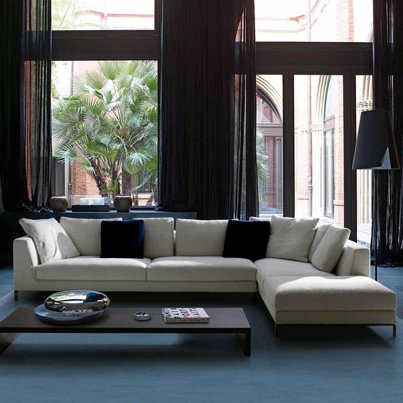 b b italia ry235n ray sofa. Black Bedroom Furniture Sets. Home Design Ideas