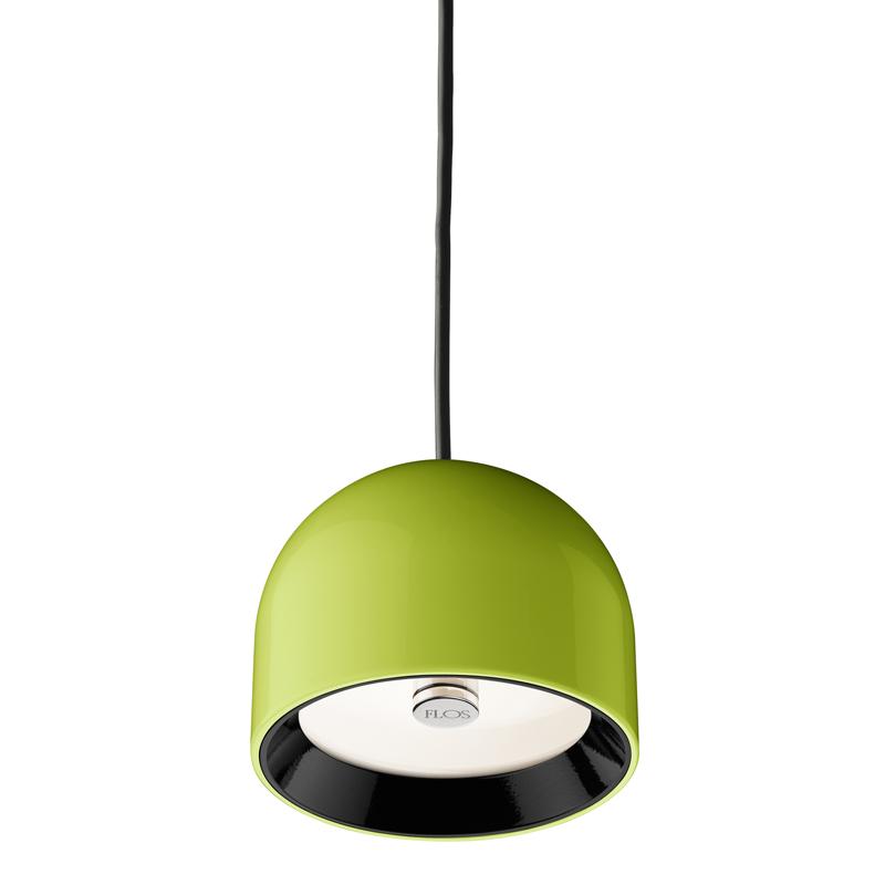 flos wan s pendant light green. Black Bedroom Furniture Sets. Home Design Ideas