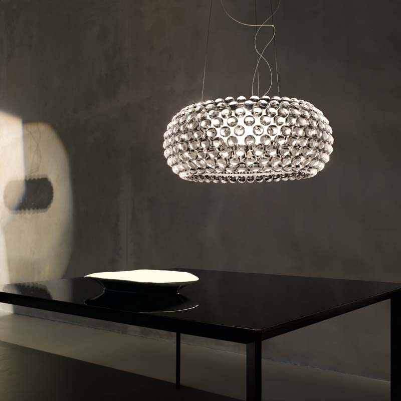 foscarini caboche grande led suspension light. Black Bedroom Furniture Sets. Home Design Ideas