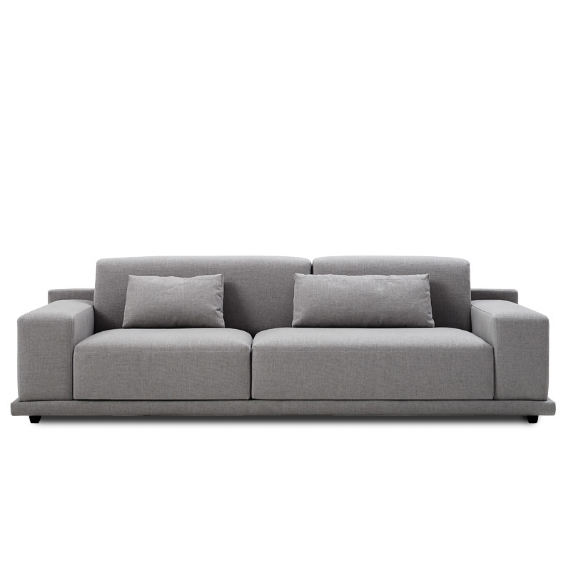 Sancal Happen Sofa 250cm Wide Arm High 84cm