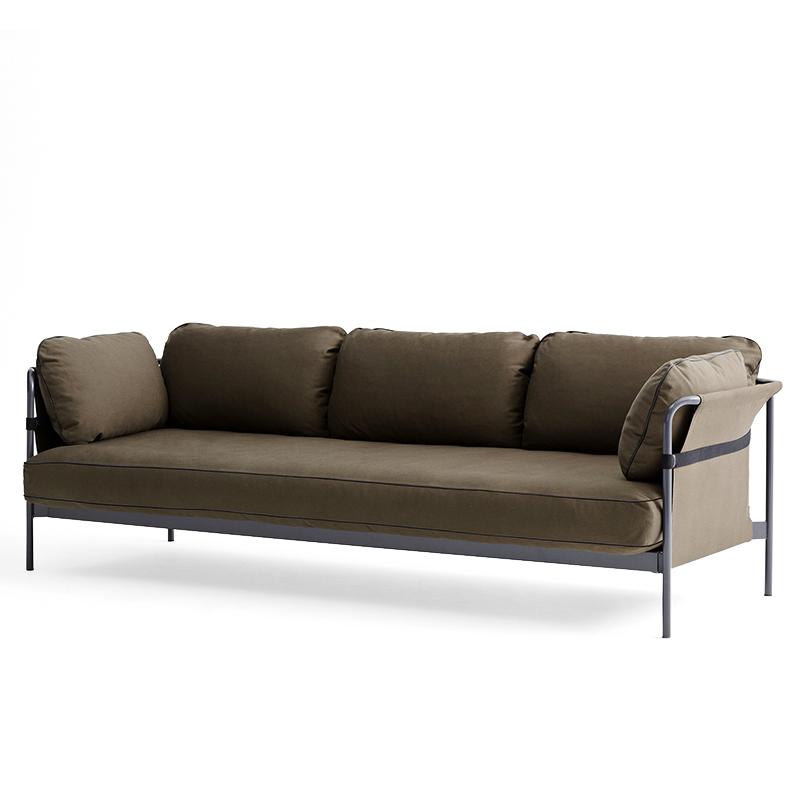 hay can 3 seater sofa ronan erwan bouroullec. Black Bedroom Furniture Sets. Home Design Ideas