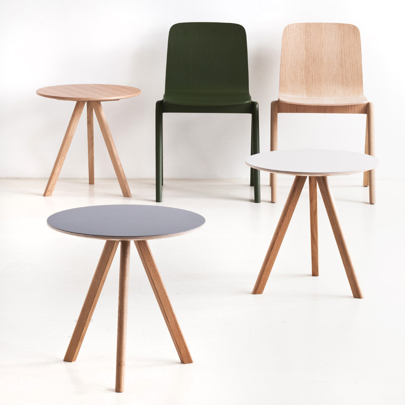 & Hay Copenhague CPH20 Round Table 50cm
