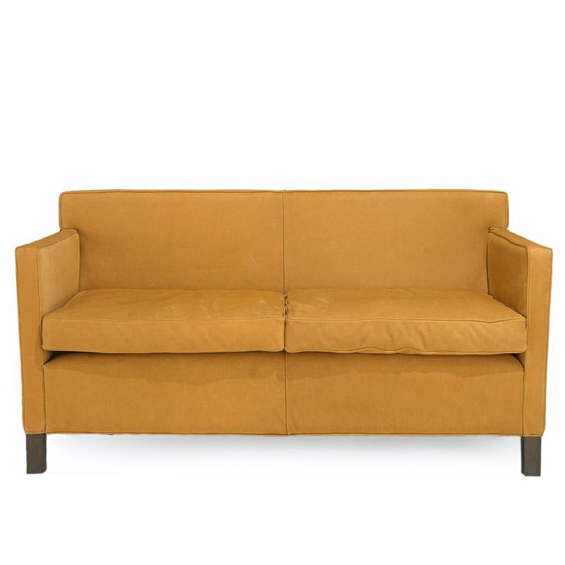 knoll krefeld 2 seat sofa. Black Bedroom Furniture Sets. Home Design Ideas