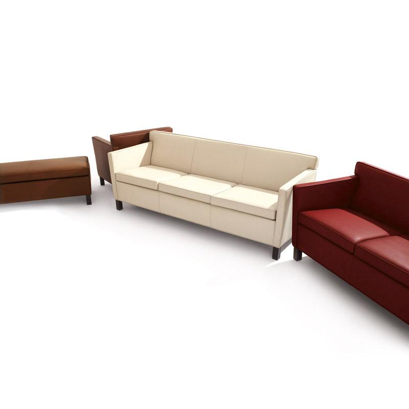 Knoll Krefeld 2 Seat Sofa