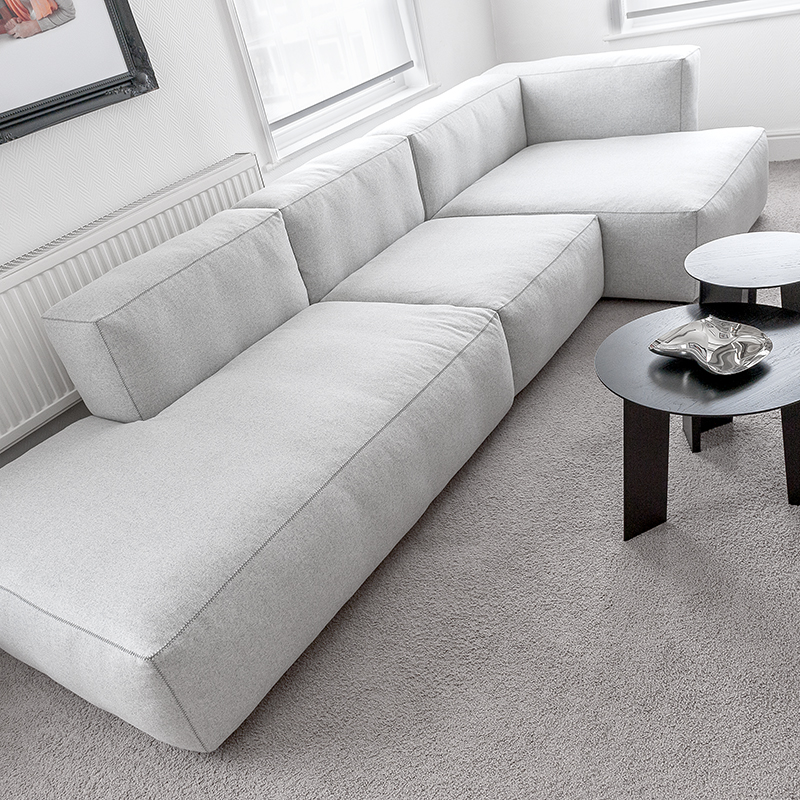 Hay mags soft sofa configuration 01 for Canape poltrone et sofa