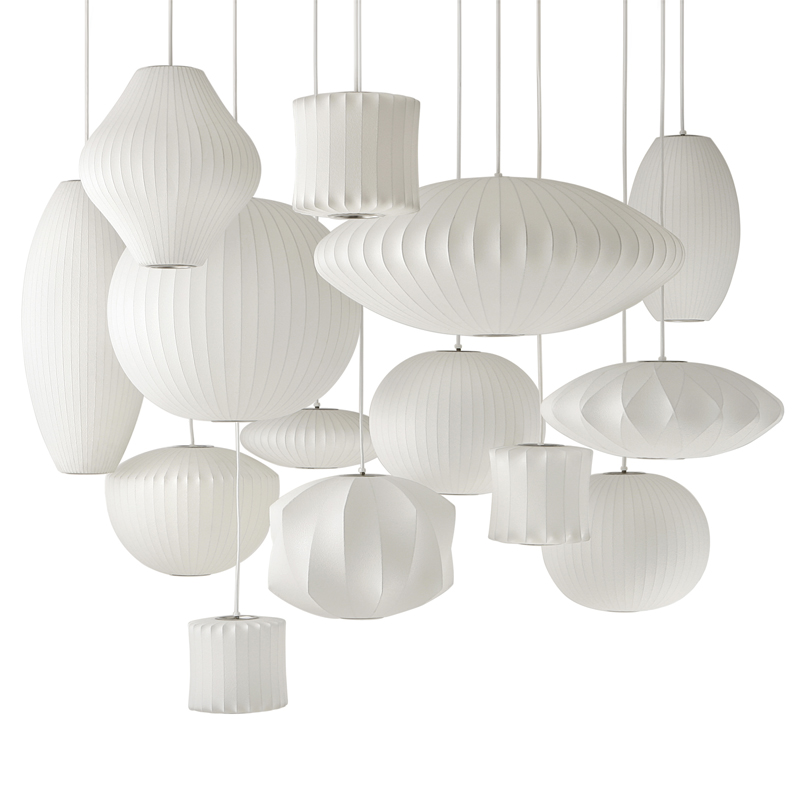 Herman miller george nelson bubble bell pendant light extra large aloadofball Image collections