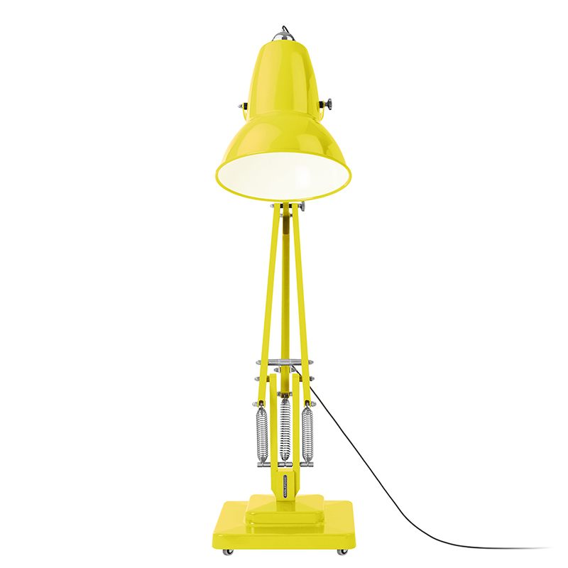 Anglepoise original 1227 giant outdoor floor lamp - Giant anglepoise lamp ...