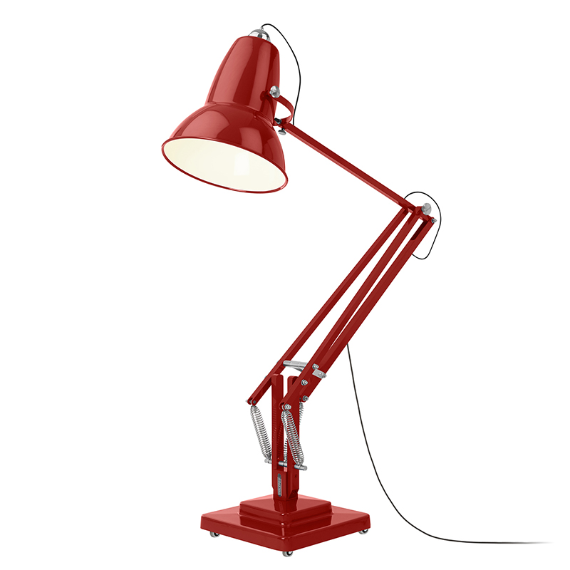 Anglepoise original 1227 giant floor lamp - Giant anglepoise lamp ...