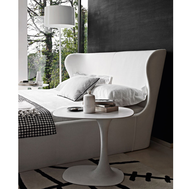B b italia lp160 papilio bed for 160x200cm mattress euro for B and b italia beds