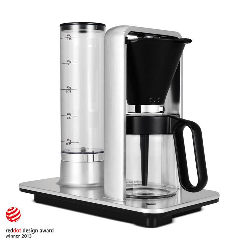 Wilfa Svart Precision Coffee Maker Aluminium V2